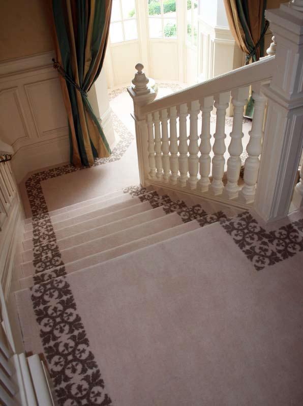 moquettes de passages escaliers moquette bouvy. Black Bedroom Furniture Sets. Home Design Ideas